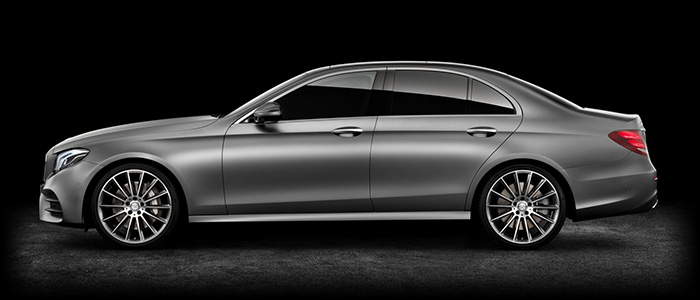 Weybridge Cars & Taxis - Mercedes-Benz E-Class