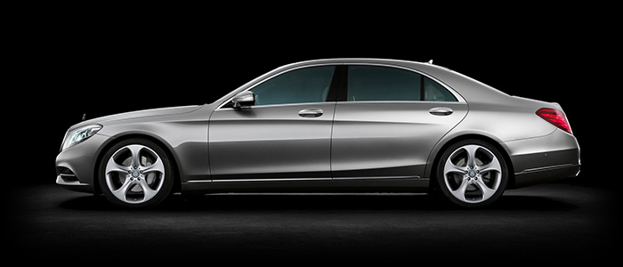 Weybridge Cars & Taxis - Mercedes-Benz S-Class
