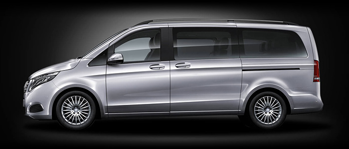 Weybridge Cars & Taxis - Mercedes-Benz Viano